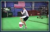 The Ballistic Pitching Drills